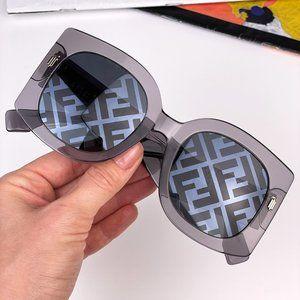 🔥 Fendi Sunglasses FF0436/G/S KB7/MD Women